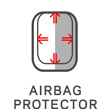 Airbag protector