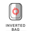 Inverted bag