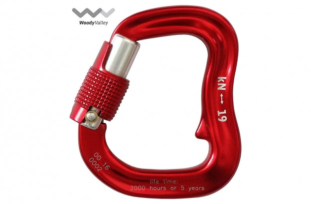 Woody Valley Skyway karabiner