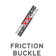 Friction buckle