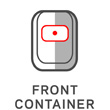 Front container