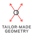 Tailor made geometry
