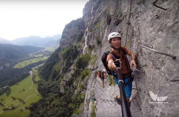 Fürenalp Climb and Fly 2017