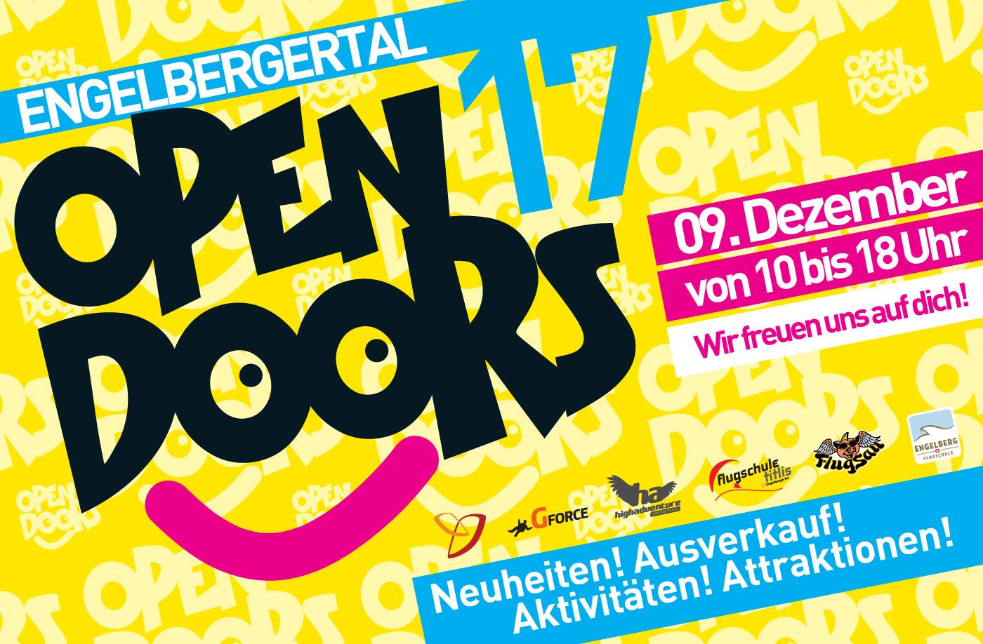 Open Doors 2017