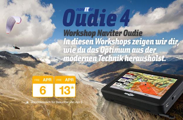Naviter Oudie 4 Workshop