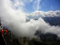 Thomas Kessler - Spiel mit den Wolken über dem Karerpass