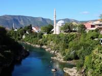 Flugreise Bosnien