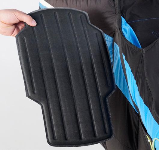 Lightshield-Rückenschutz