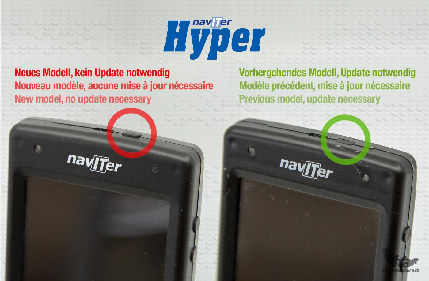 Naviter Hyper Hardware Update